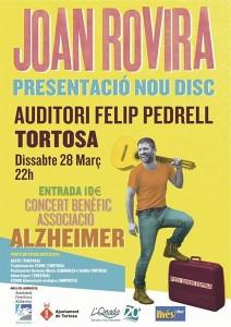 concert joan rovira
